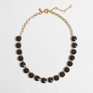J Crew Factory brass-plated necklace